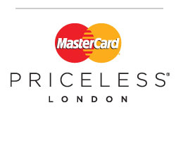 Email marketing campaign for Mastercard by Kit and Caboodle